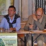 ارائه تجربیات اپوزسیون بلاروس در دومین نشست سفیران سبز امید