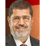 محمد مرسی رئیس جمهور مصر