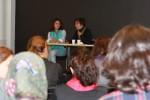 """گزارشی از نشست """"نقش زن در توسعه مدنی""""؛ با حضور صدیقه وسمقی و منصوره شجاعی"""