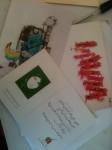 استقبال از طرح تبریک عید غدیر با ارسال کارت پستال های سبز